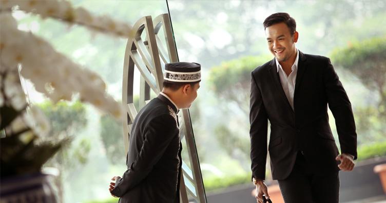 concierge service resinda hotel karawang
