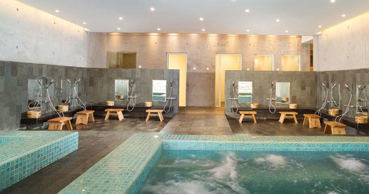 Bath Japanese Sento Japanese Bath  Resinda Hotel Karawang