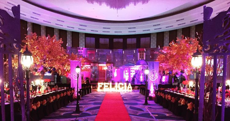 Social event resinda hotel karawang junglespirit Image collections